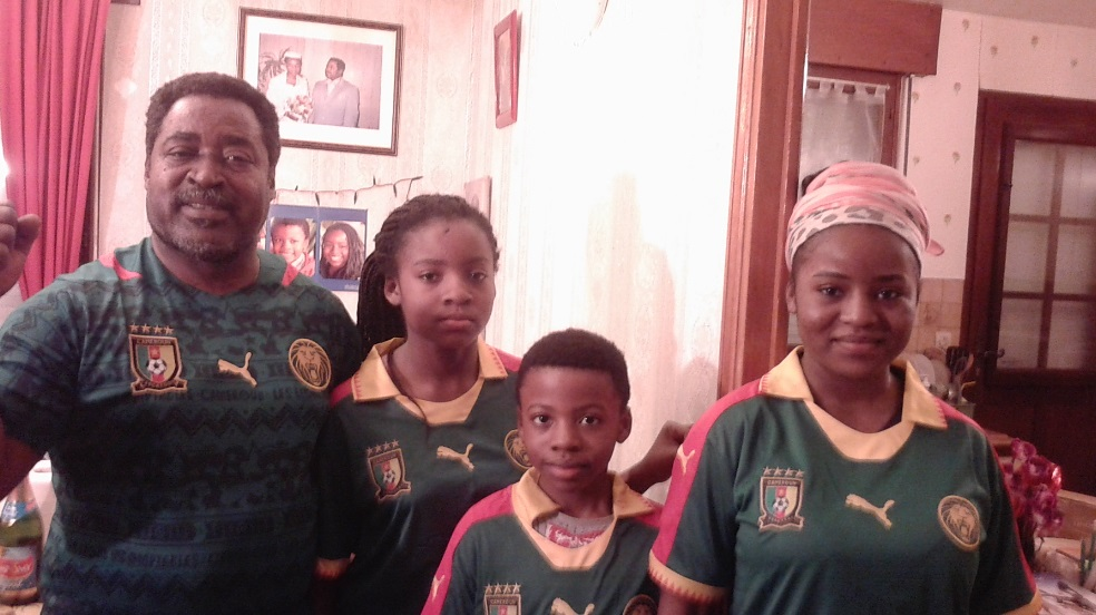 Nos Lions         Indomptables